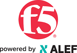 F5 Network powered by Alef